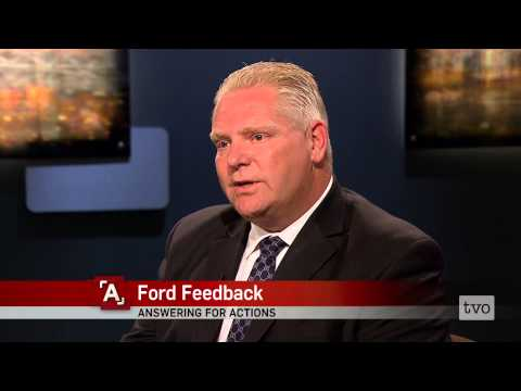 Doug Ford: Ford Feedback