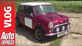 £100k for a Mini!? That'll be the David Brown Mini Remastered. Auto Express.