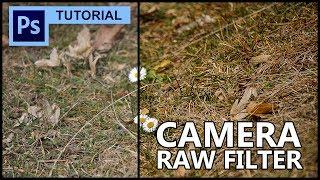 Tutorial Photoshop: Camera Raw 8 (Interfata si Unelte)