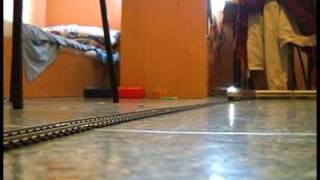 Kereta Api Miniatur Alco C628 Mehano