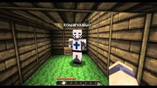 """Przygody Minecraft Odc. 1 """"Sztorm"""" (Minecraft Beta 1.7.3"""
