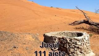 12. Jusuf (Kur'an Na Arapski Sa Prijevodom Značenja Na
