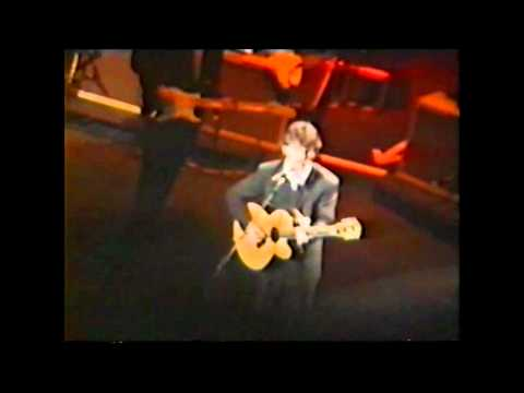 "George Harrison ""Here Comes The Sun"" Live Albert Hall 04/06/92"