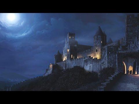 Hồn ma nổi tiếng lọt vào camera ở lâu đài Dudley | KHHB