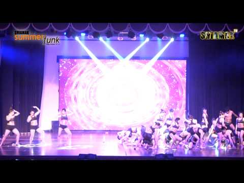 Its Probably Me - SHIAMAK Summer Funk 2014 - Mumbai - Zone 2
