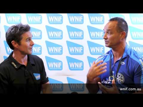 Indoor Walking from Orbit Fitness - 2014 Australian Fitness & Health Expo