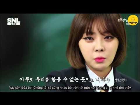 Lớp học diễn xuất - Hài Hàn Quốc