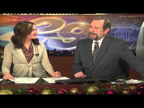 Solo Anchor News at Sunrise December 2013