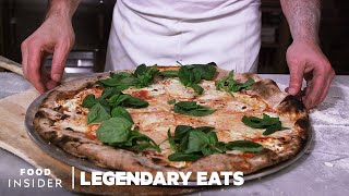 Why Lucali Is The Most Legendary Pizza Restaurant In Brooklyn   Legendary Eats