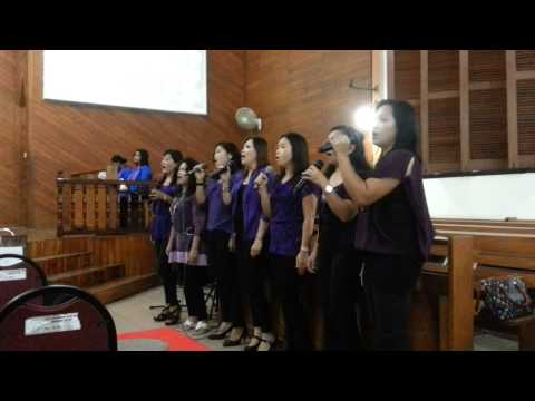 VG Glory at GPIB IMMANUEL Batam April 13, 2014