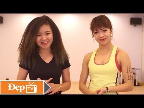 Dáng đẹp với Hana Giang Anh: Bài tập tập HIIT giúp giảm cân, khỏe, đẹp - Le Media JSC [Official]