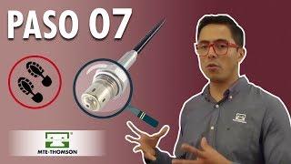 7 Pasos Sensor de Oxigeno – 07