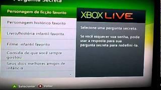 Como Criar Uma Conta Xbox Live
