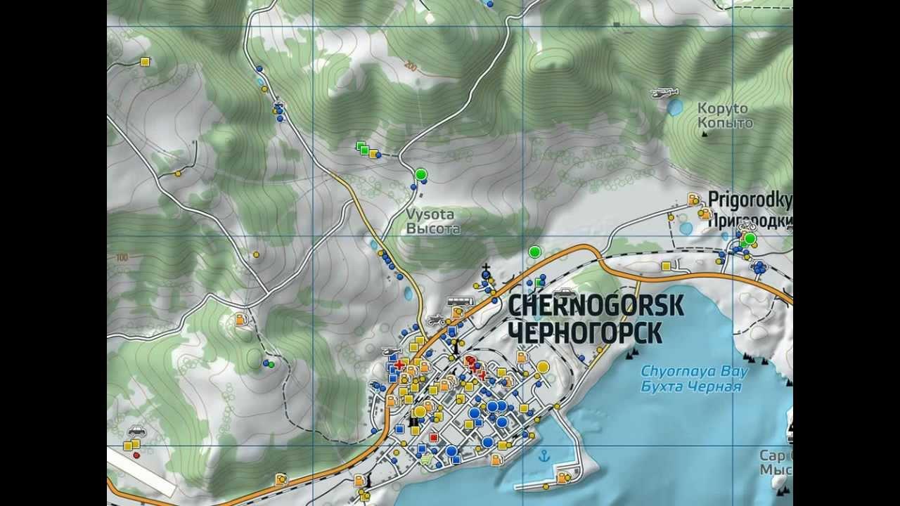 Cherno - DayZ (ALFA)