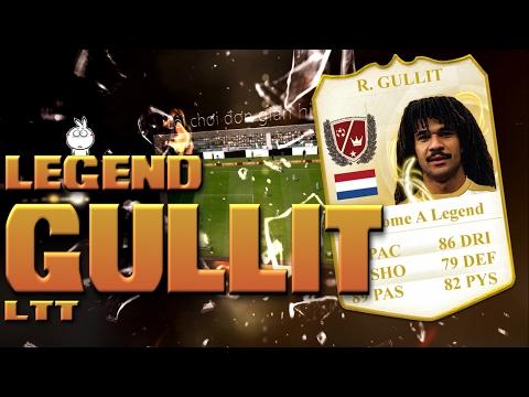 Kênh LTT   Review Ruud Gullit World Legend - FIFA Online 3 Việt Nam