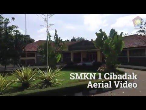 SMKN 1 Cibadak - Aerial Footage