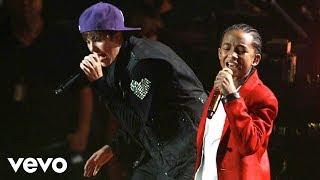 Justin Bieber - Never Say Never (Live at Madison Square Garden) ft. Jaden Smith