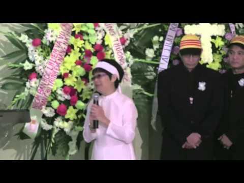 Tang Lễ Vĩnh Biệt Chiến Sĩ Việt Dzũng Tại Nhà Quàn Peek Funeral Home 12/30/2013