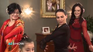Provocare AISHOW: Silvia Radu dansează flamenco