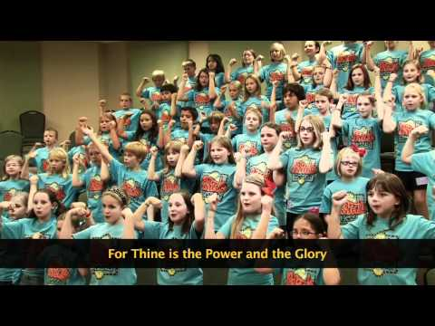 The Lords Prayer Music Video (Children's Edition, Directed by Marti Morris)