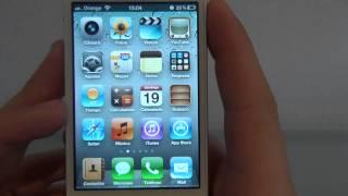 Configurar Email En IPhone 4 Y 4s