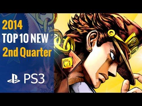 Top 10 New PS3 Games (Q2 2014)