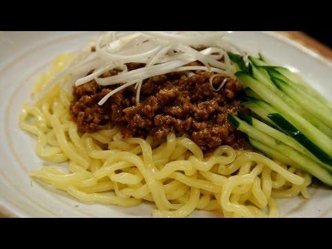 【DIY料理星球】- 酸辣肉醬涼麵