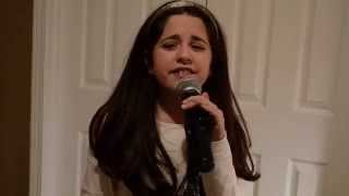 Brianna Rose Sings Wrecking Ball Miley Cyrus 10 Years Old