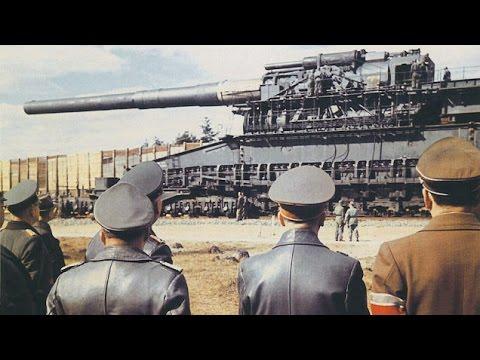 Những Vũ Khí Kỳ Dị Trong Thế Chiến 2 [Part 1]