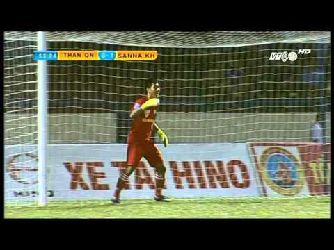 Vũ Minh Tuấn sút phạt như Ronaldo