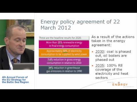 "FRANK MARCHER - ""Danish support scemes for renewable energy"