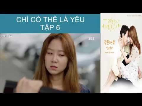 [Phim Hàn Quốc] Chỉ Có Thể Là Yêu Tập 6 part 1  | It's Okay, That's Love | 괜찮아 사랑이야