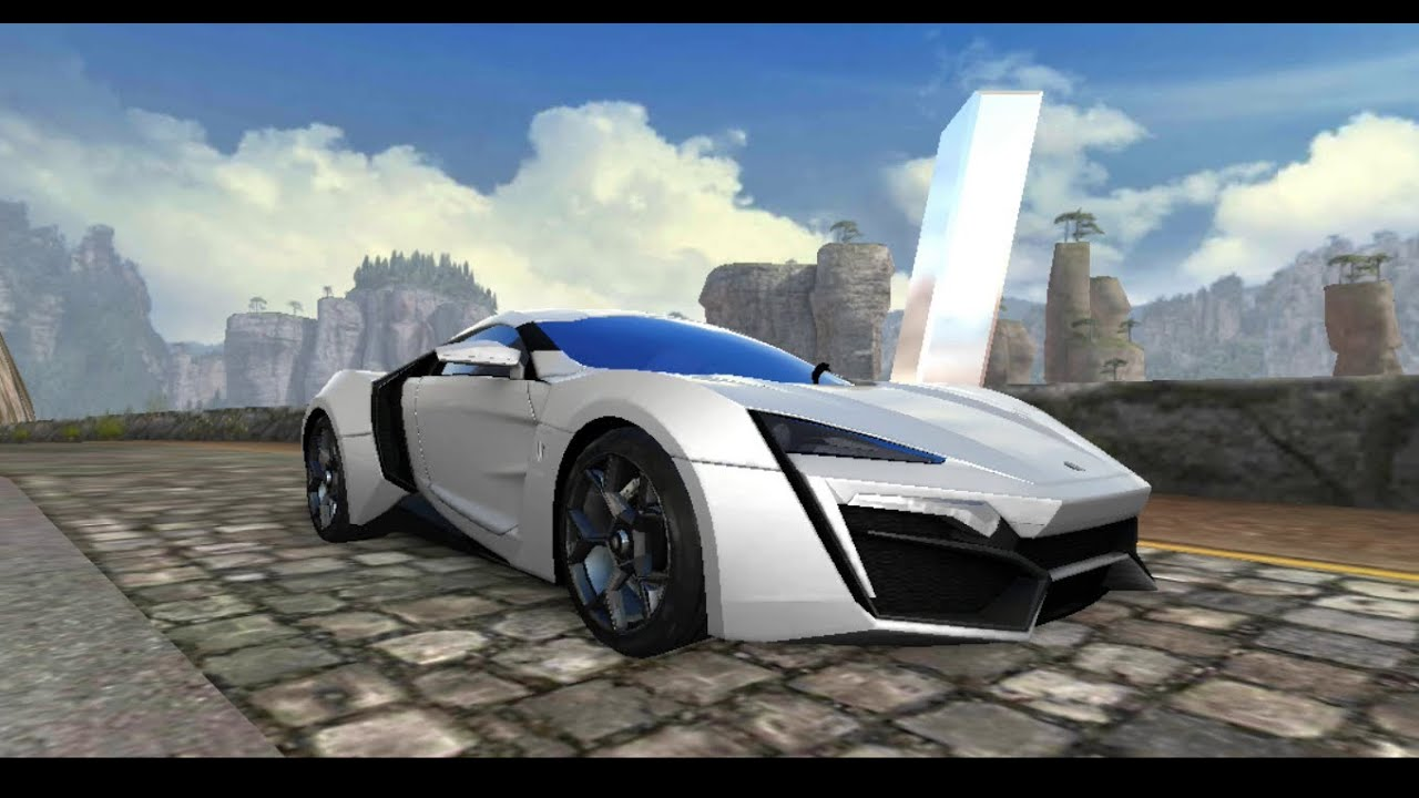 W Motors is a Lebanese  model The Lykan HyperSport last January  Update in Asphalt 8 Airborne though the W Motors Fenyr Supersport