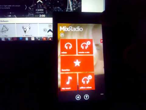 The New Nokia MixRadio