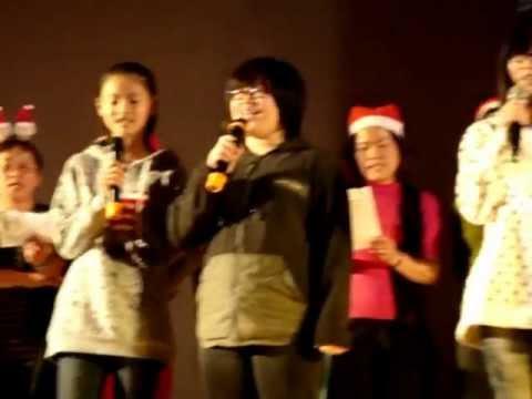 新民國中101學年度英語耶誕歌曲創意競賽
