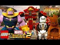 LEGO MARVEL Super Heroes 2 Infinity War Character Pack