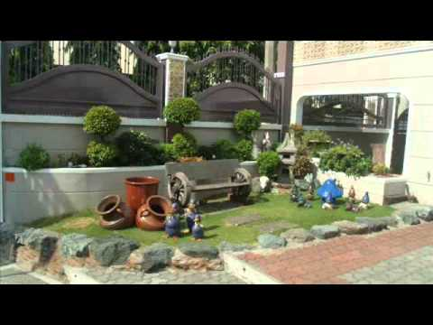 Bryan 39 s garden design and landscaping philippines youtube for Garden designs philippines