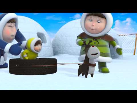 Eskimáčka séria 2. - 3 - Koleso