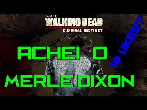 The Walking Dead Survival instinct - merle dixon (HD)