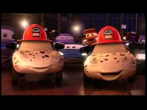 Mater's Tall Tales: Rescue Squad Mater and Dr. Mater