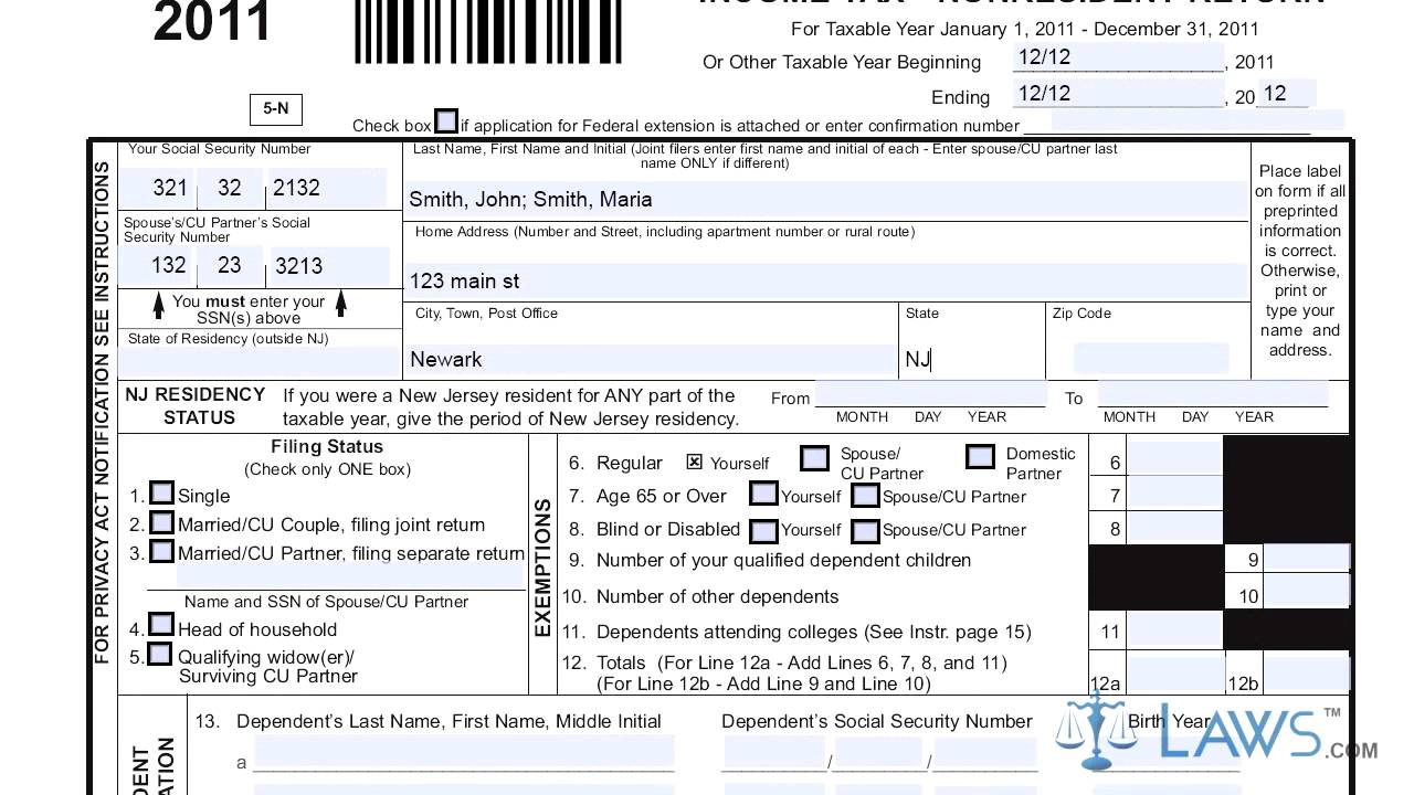 Income Tax Forms Printable Income Tax Forms 2013