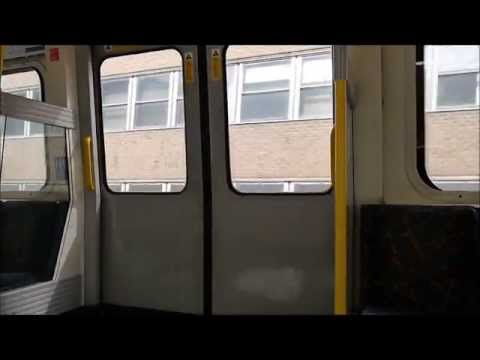 [London Underground] [HD] C69 stock journey from Hammersmith to Paddington (H&C line)