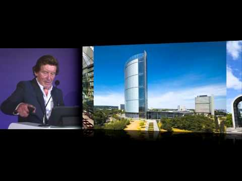 CTBUH 2013 London Conference - Helmut Jahn,