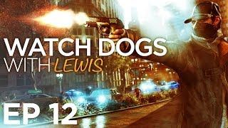 Watch Dogs - Walkthrough Part 12 [Act 1: Mission 8] - W/Commentary