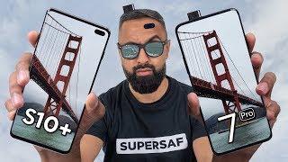 OnePlus 7 Pro vs Galaxy S10 Plus Camera Test Comparison