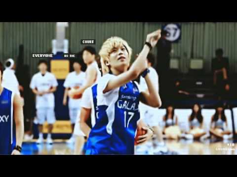 [fancam] 111016 SHINee Taemin basketball shooting @ Basketball Opening Ceremony