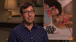 FOR A GOOD TIME, CALL...  Interview with Director Jamie Travis