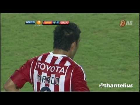 FC Barcelona vs Chivas - Marco Fabian Goals Highlights [HQ-HD]