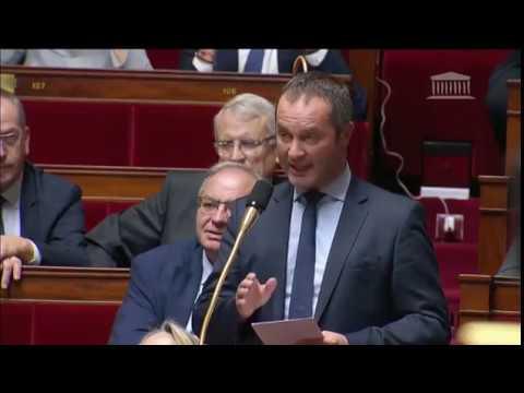 M. Stéphane Viry - Réforme des régimes de retrait