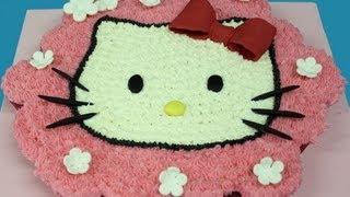 Hello Kitty Con Quequitos O Cupcakes. Hello Kitty Cupcake